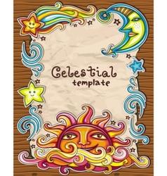 Celestial framework vector