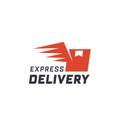 express delivery vector image