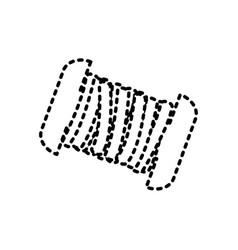 thread vector image
