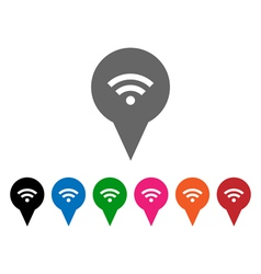 Wi-Fi pointers vector