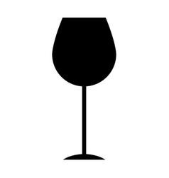 alcohol drink glassware bar concept vector image