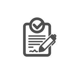 Rfp icon request for proposal sign vector