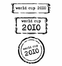 world cup vector image vector image