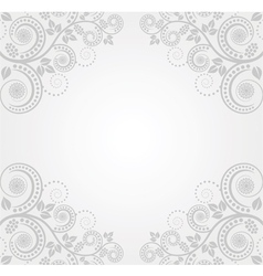 light background vector image vector image