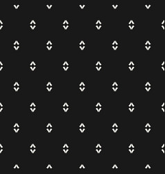 minimalist seamless pattern simple texture vector image