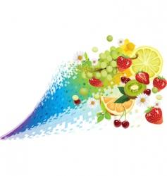 Taste summer vector