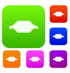 banner or label set collection vector image