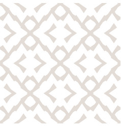 ethnic tribal seamless ornament vector image