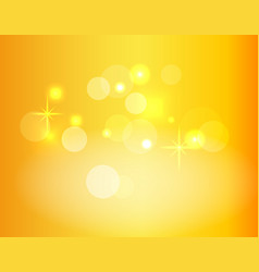 gradient background with sparkles and bokeh vector image
