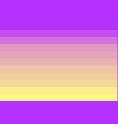 purple to yellow gradient stripped background vector image