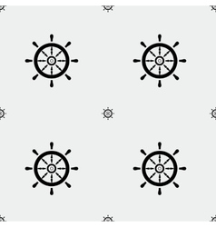 Colunbus day or marine pattern vector image