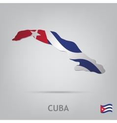 Country cuba vector