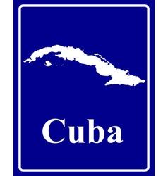 Cuba vector
