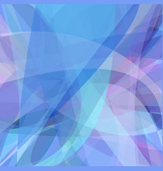 Dynamic blue abstract background vector