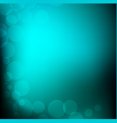 Abstract light bokeh background vector