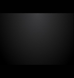 Carbon fiber background and texture with lighting vector