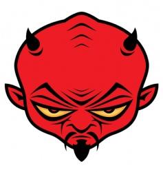Devil dude vector