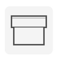 roshape for house icon design vector image