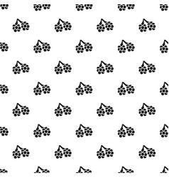 Virus alveoli pattern seamless vector