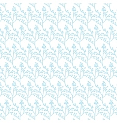 Christmas Rustic Pattern Background vector image