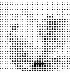 Halftone background EPS 10 vector