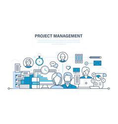 creativity creative thinking planning process vector image