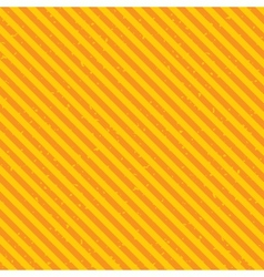 Diagonal lines orange pattern Seamless texture vector image vector image