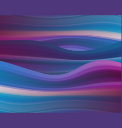Colorful background color flow liquid wave vector