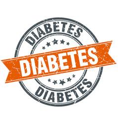 Diabetes vector