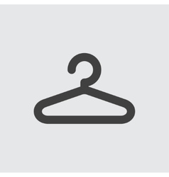 Hanger icon vector image vector image