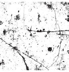 Distress Damaged Texture vector image