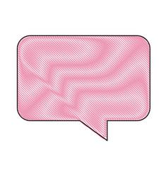Bubble speech talk chat message communication vector