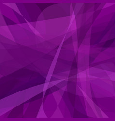 Purple abstract background from dynamic curves vector