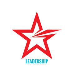 Star - logo template concept vector