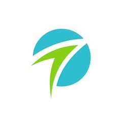 Arrow business abstract logo vector