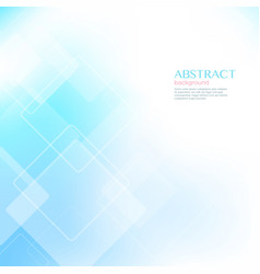 Abstract background with rhombus shapes vector