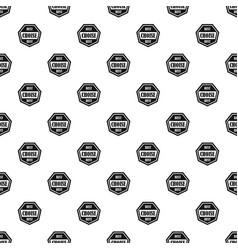 Best choise label pattern vector