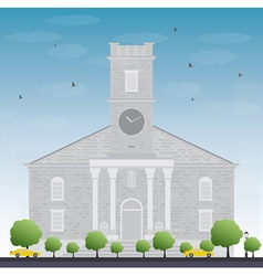 Kawaiahao Church vector