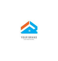 rohome logo vector image