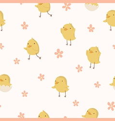 Easter concept seamless pattern vector