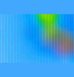 Blue green red abstract with light lines blurred vector