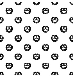 Pretzel pattern simple style vector