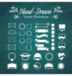 Hand-draw vector image