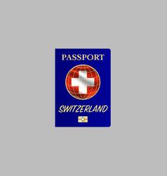 Switzerland set vector