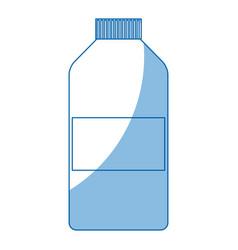 bottle medicine pharmacy element image vector image