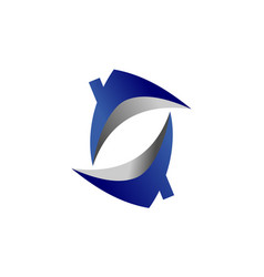 Home solutions logo design template vector
