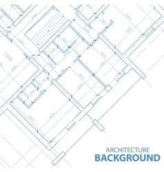 New architecture background vector