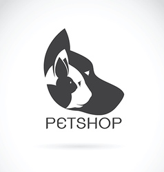 Image of pets design vector