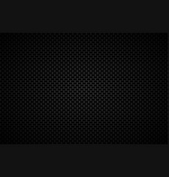 black abstract background with black rectangles vector image