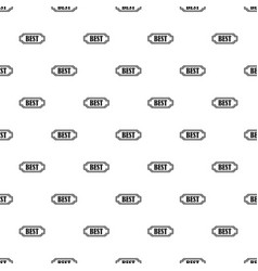 Best rectangle label pattern vector